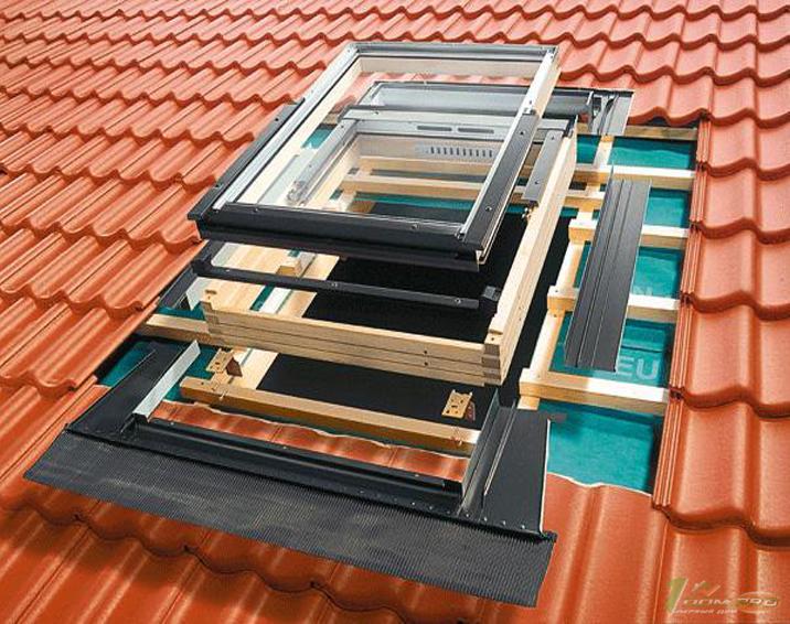 Купить мансардные окна Самара