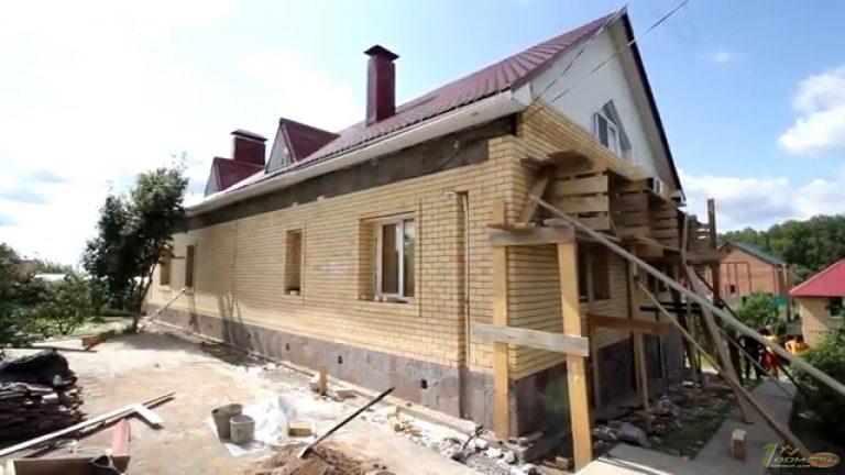 Фасадные работы в Самаре